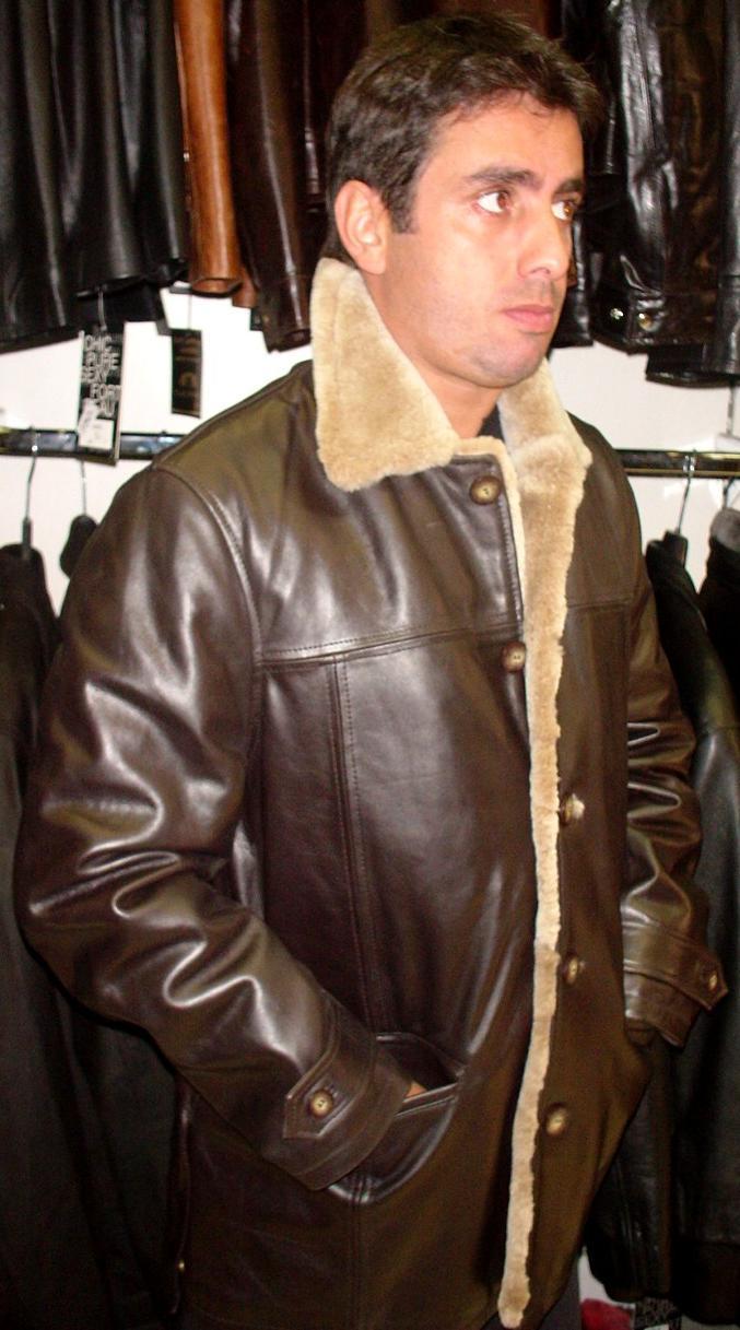 Queen Blouson Veste Vêtement Redskins Mac Homme Blazer Cuir HxqUI7qw